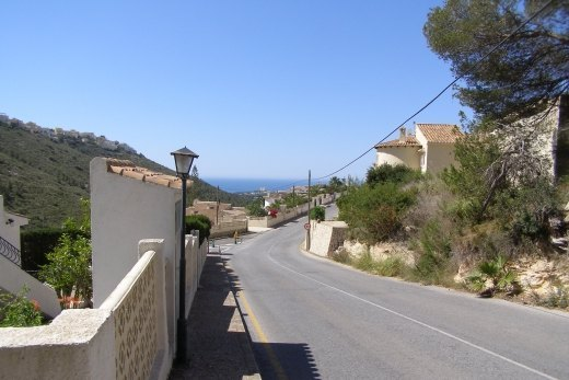 Seaview Grondstuk for sale in Valle del Po...