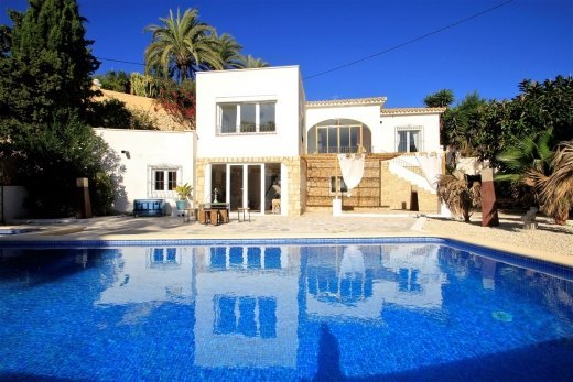 Sea View Villa te koop in Benissa, Costa B...
