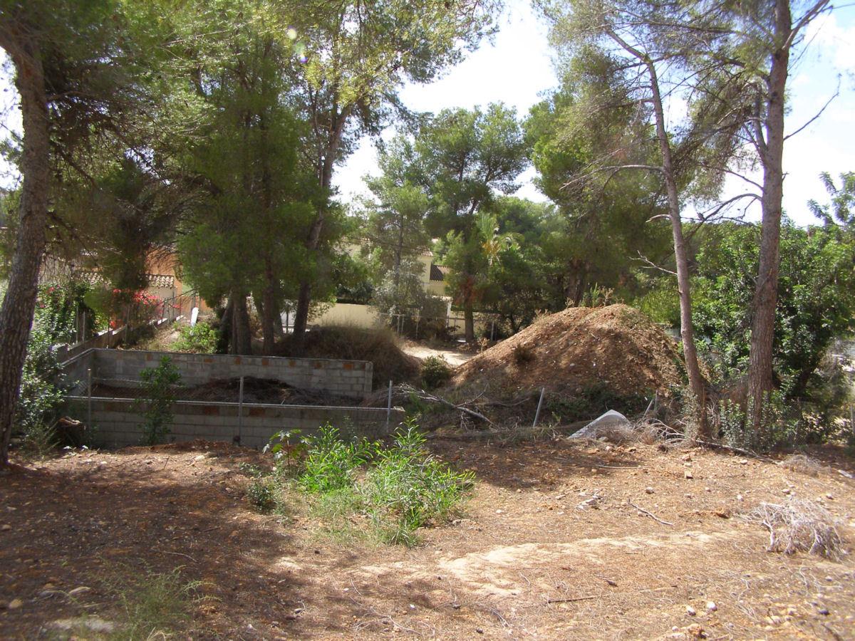 Diverse kavels te koop in Moraira, El Bosque