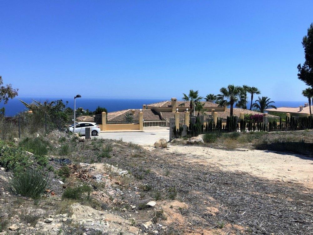 Zeezicht Staanplaatsen te koop in Teulada, Coma Dels Frailes