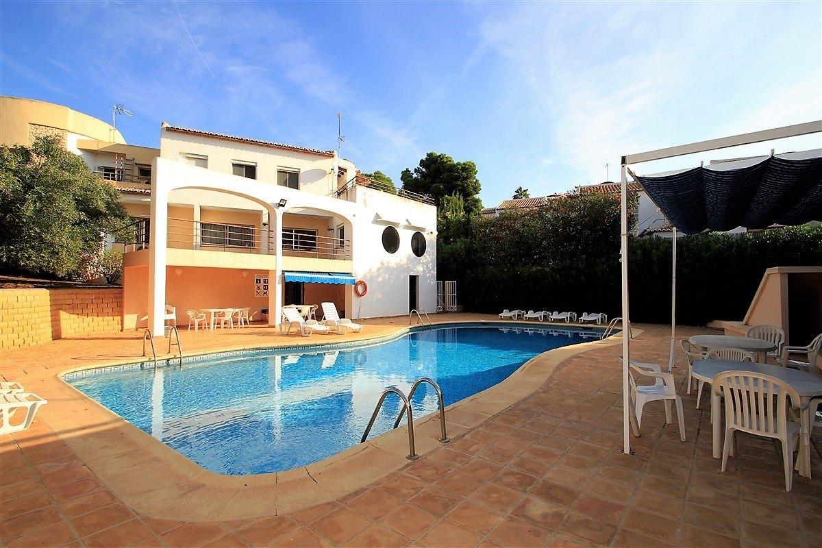 Appartement in Moraira te koop, bij de 300meters naar het strand