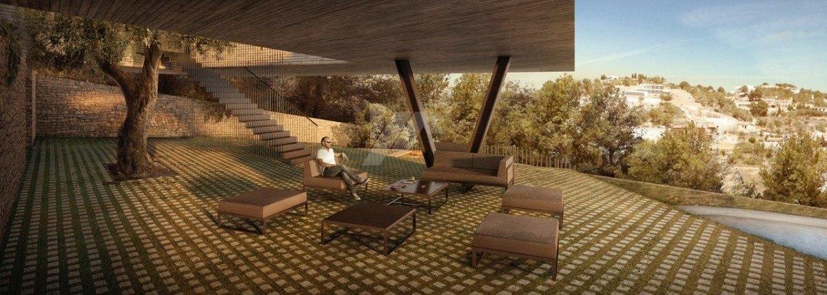 Nieuwbouw Villa te koop in Benissa, Costa Blanca.
