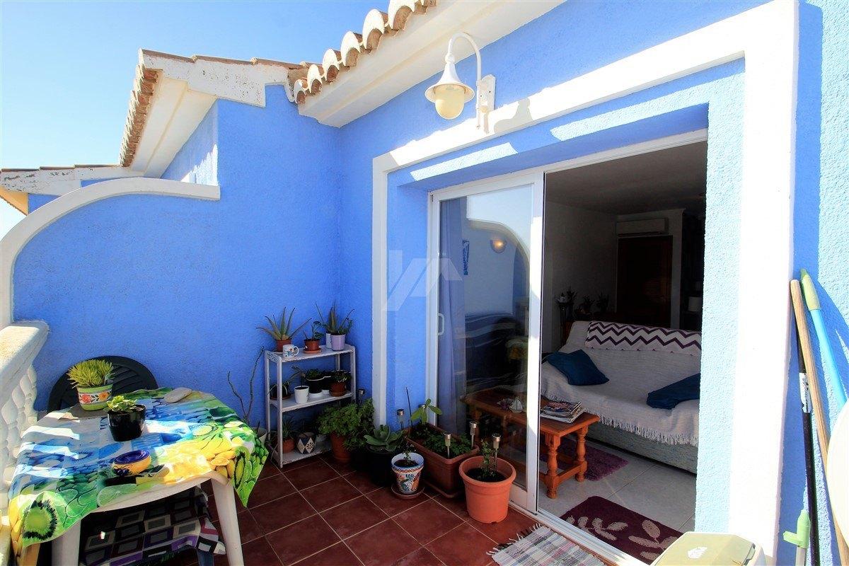 Sea view appartement te koop in Benitachell, Costa Blanca.