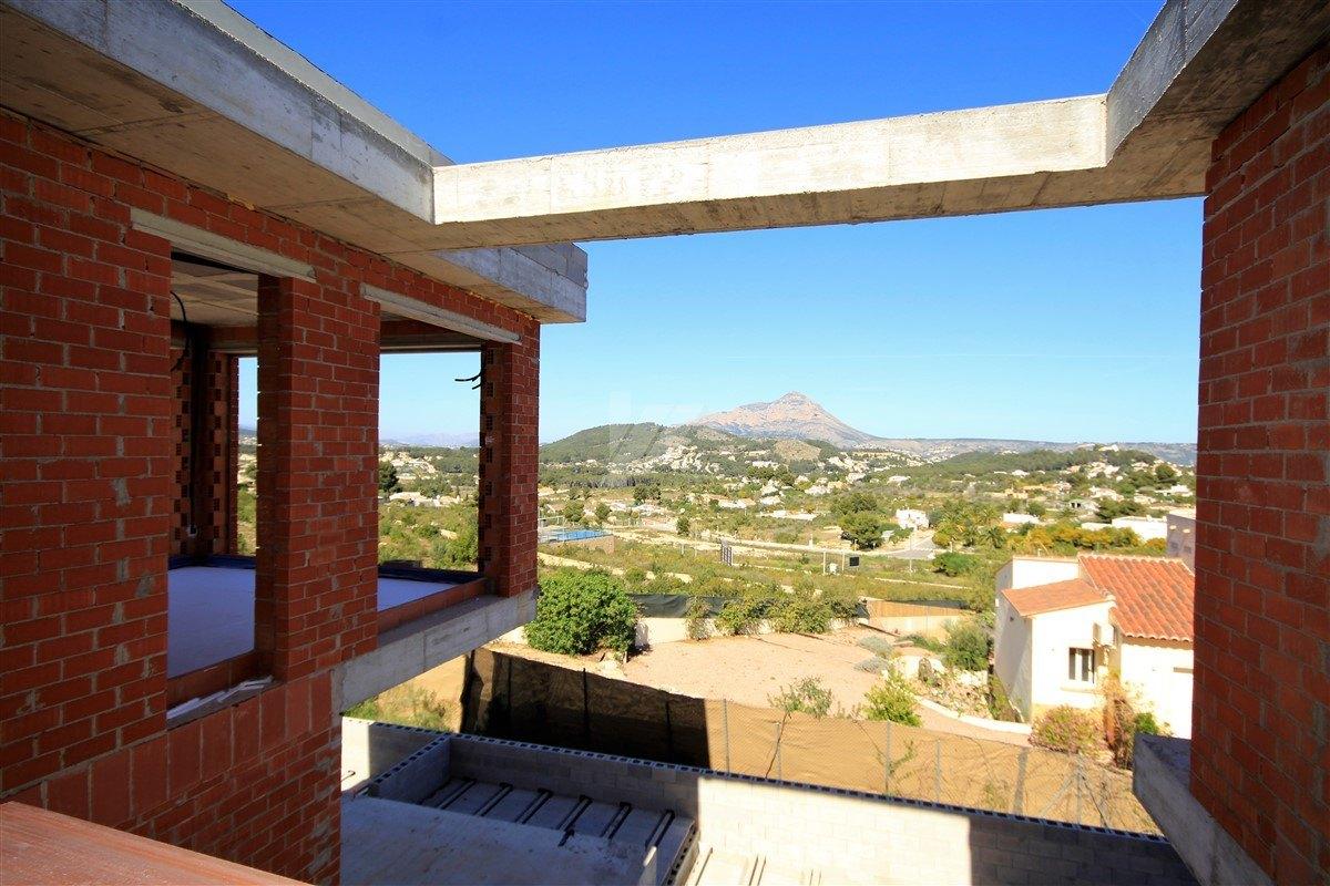 Moderne villa te koop in Javea, Costa Blanca.