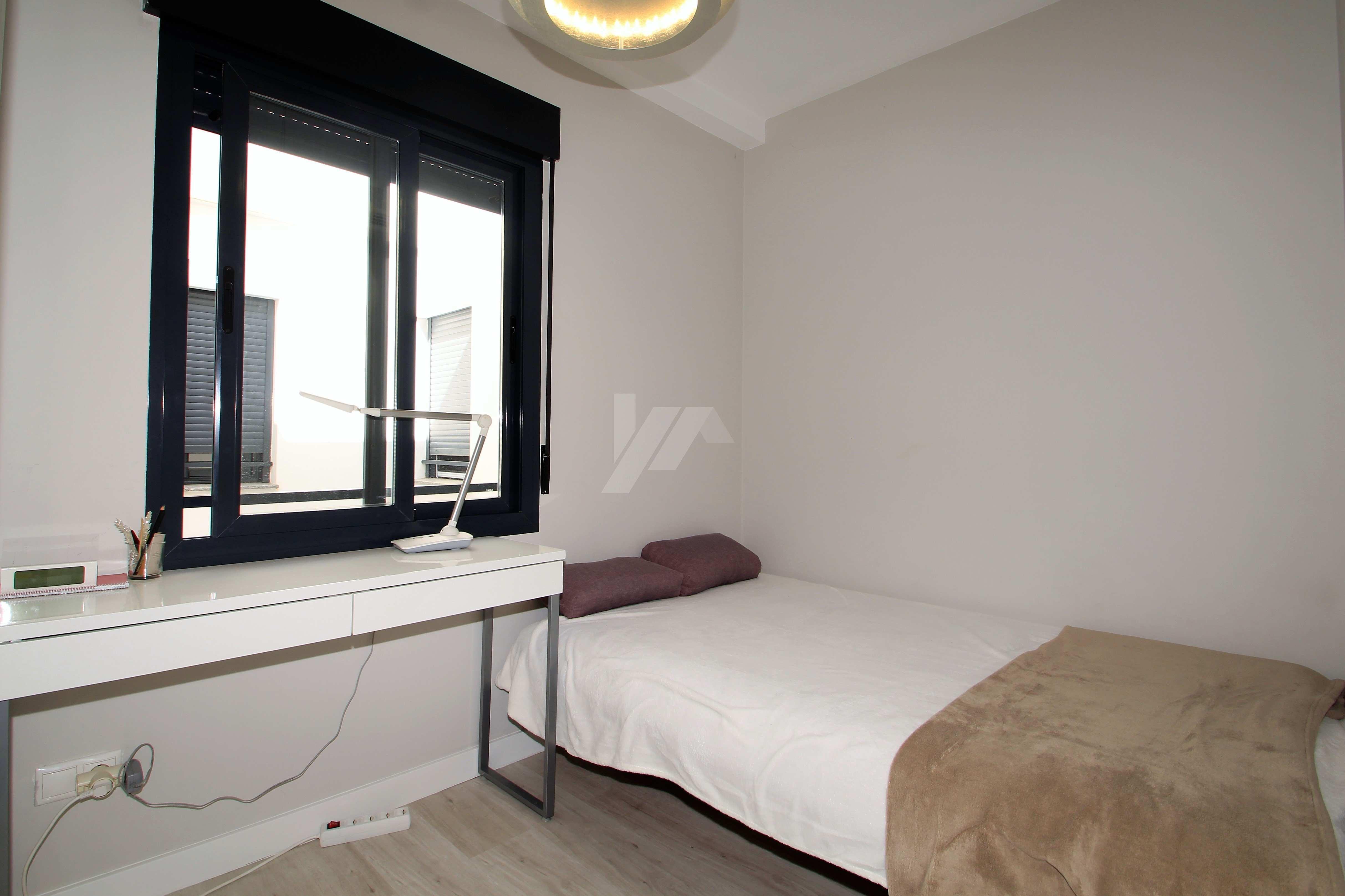 Modern appartement te koop in Benitachell, met uitzicht op zee