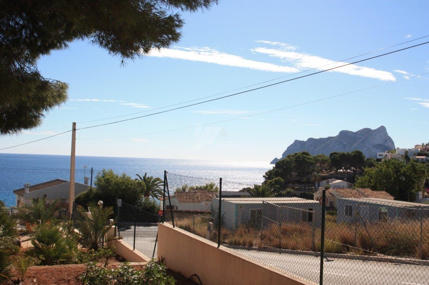 Luxe overzeese meningsvilla voor verkoop in Benissa, Costa Blanca.