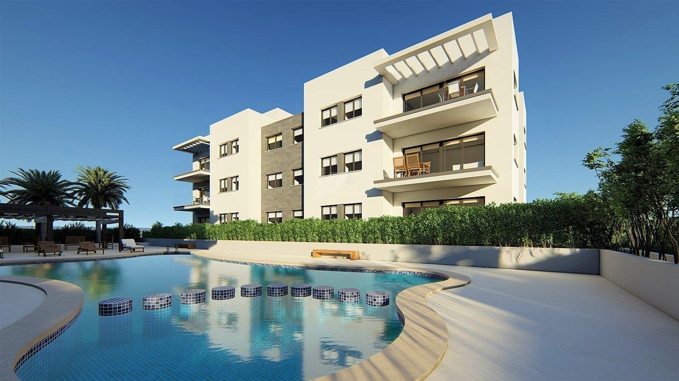 Nieuwbouw appartement te koop in Javea, Costa Blanca.