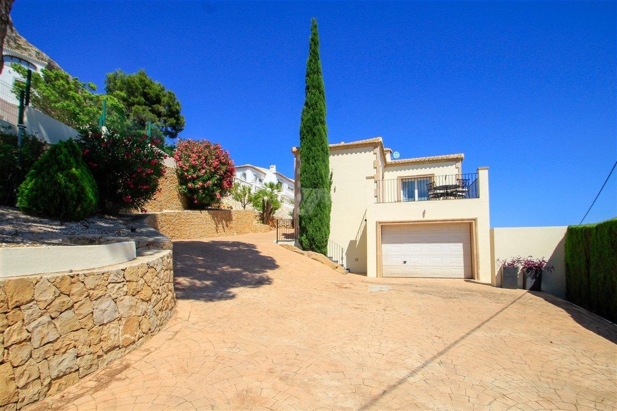 Prachtige villa te koop in Javea, Costa Blanca.