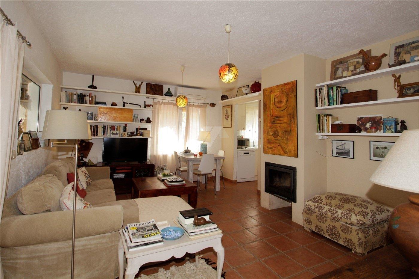 Smetteloze villa te koop in Moraira, Costa Blanca